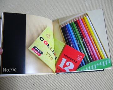 コーリン鉛筆 写真集