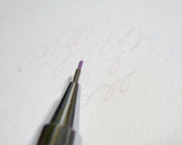 コーリン鉛筆 虹の七色芯