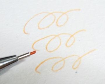 コーリン鉛筆 虹の七色芯7