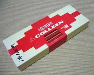 コーリン鉛筆 太軸・赤鉛筆 No.960